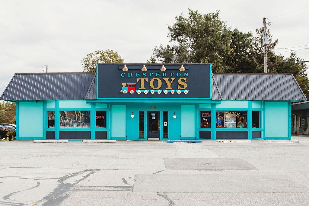 Chesterton Toys, Toy Store